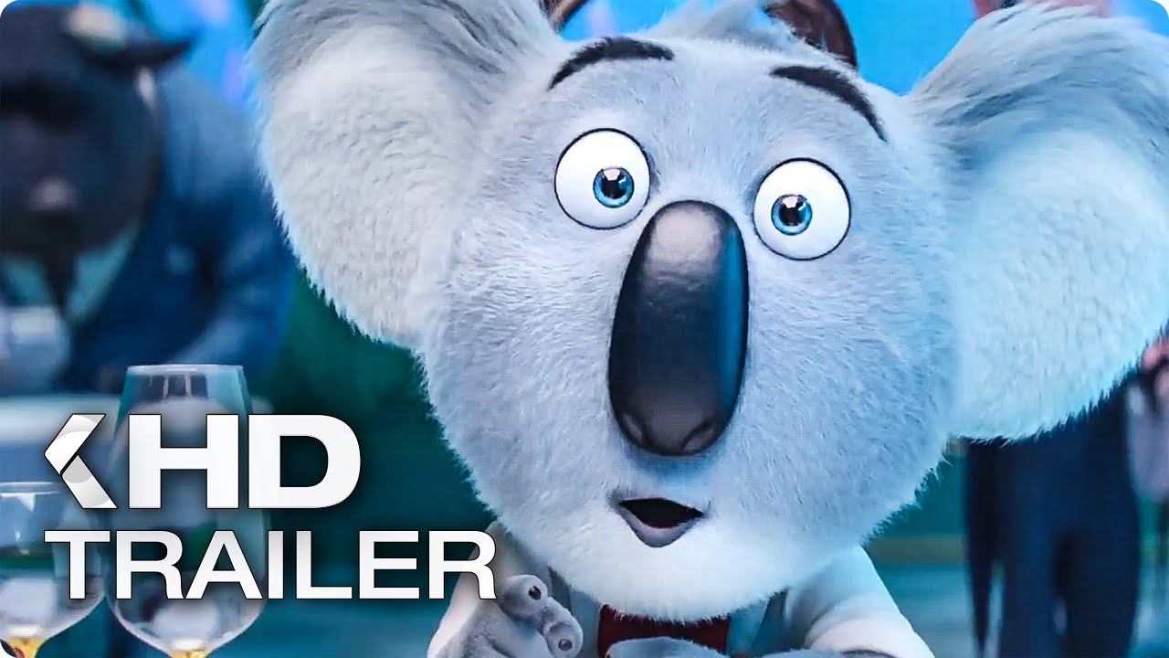 Sing Film Trailer
