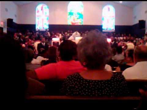 Bishop F C Barnes Memorial Bonita Greene Youtube