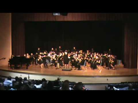 "Tifton Eighth Street Middle School plays ""April"" in Douglasville Competition"