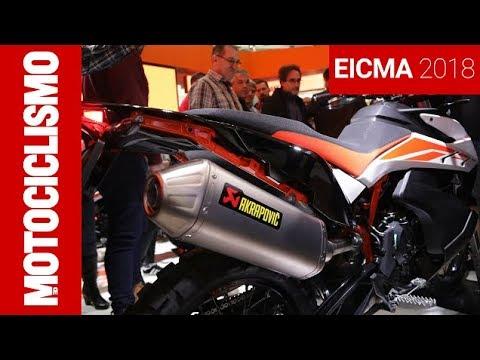 KTM  Enduro R - EICMA