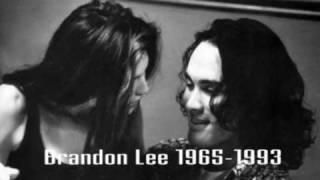 Brandon Lee - The Crow (Брэндон Ли - Ворон)