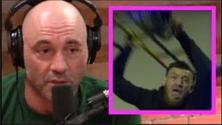 Joe Rogan on the Conor McGregor Bus Incident