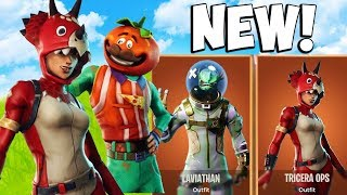 *NEW* Tricera Ops Skin | Fortnite Victory Royale | NEW Skins Coming Soon!