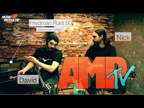 Friedman Runt 50 Head | AMPtv | S02E02 | *Subtitled*