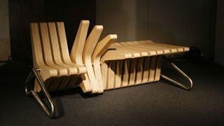 видео Уникальная старинная мебель из дерева
