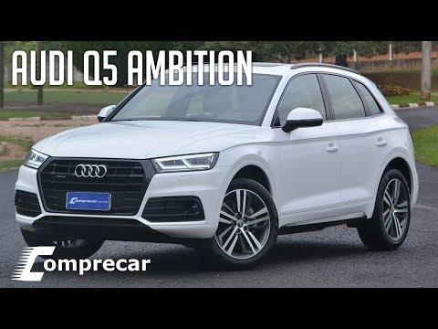 Avaliação: Audi Q5 Ambition