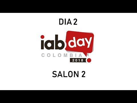 IAB DAY 2018 Día 2 Salon 2