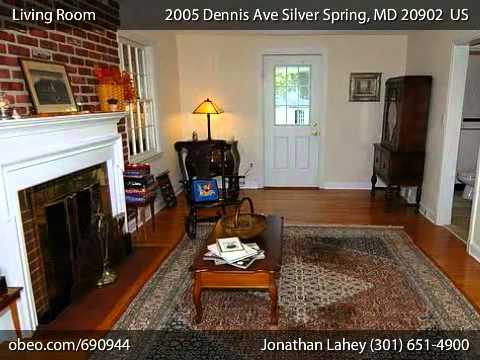 Silver Spring Home for Sale: 2005 Dennis Ave, Silver Spring MD 20902