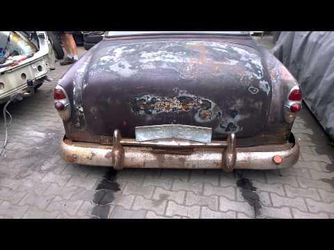 '53 Chevy Bel Air Rat Rod Exhaust