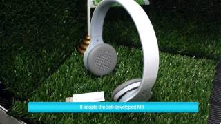 Rapoo H8020 USB Wireless headset intro video