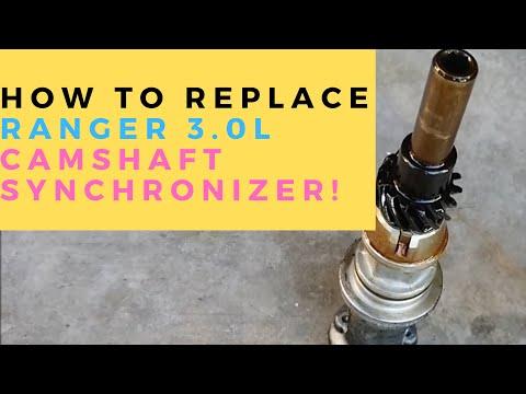 Ford Ranger Camshaft Synchronizer DIY How To