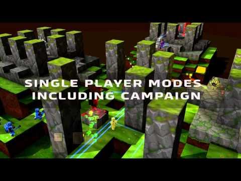 Cubemen 2 (Launch)