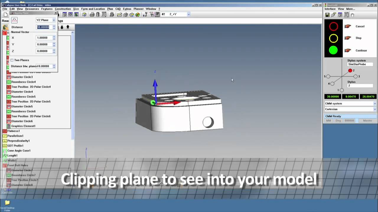 ZEISS Software – Inspection Engineering