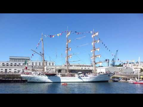 Les Vieux Gréements Brest Douarnenez 2016