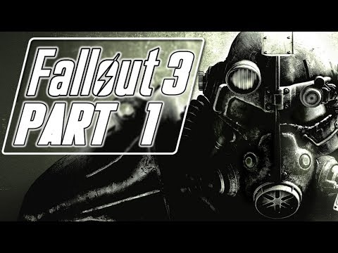"Fallout 3 (Modded) - Let's Play (Bad Girl Edition) - Part 1 - ""Growing Up In Vault 101"""