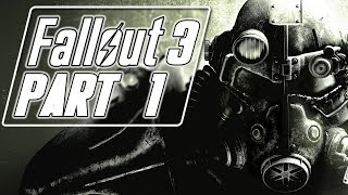 Fallout 3 (Modded) - Let's Play (Bad Girl Edition) - Part 1 -