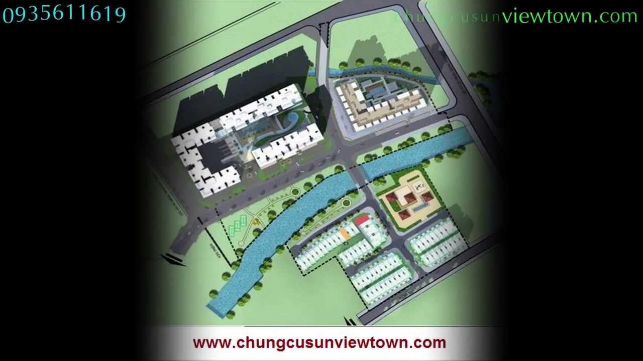 Sunview Town căn hộ giá rẻ chung cư HCM – 0935611619