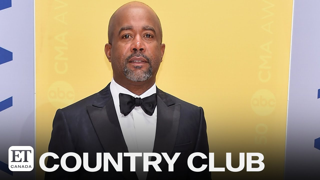 Darius Rucker Says He's 'Lived With Racism' His 'Whole Life', Announces Divorce