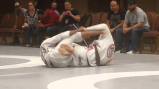 David Porter (Pedro Sauer) vs Diego Bispo (Carlson Gracie) BJJ Superfight