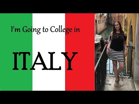 American Studies Full Undergrad in ITALY?! How & Why I Chose BOCCONI University || miLAno
