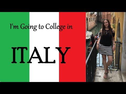 American Studies Full Undergrad in ITALY?! How & Why I Chose BOCCONI University    miLAno