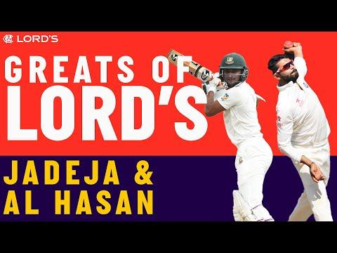 Ravindra Jadeja vs Shakib Al Hasan | Who's The Greatest?