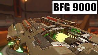 сАМОЕ МОЩНОЕ ОРУЖИЕ BFG 9000 из Doom