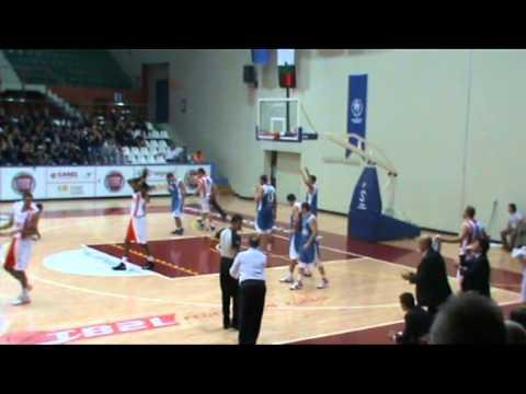 Federasyon Kupası, Bandırma Kırmızı - Tortu Selçuk Üniversitesi, 29.09.2012