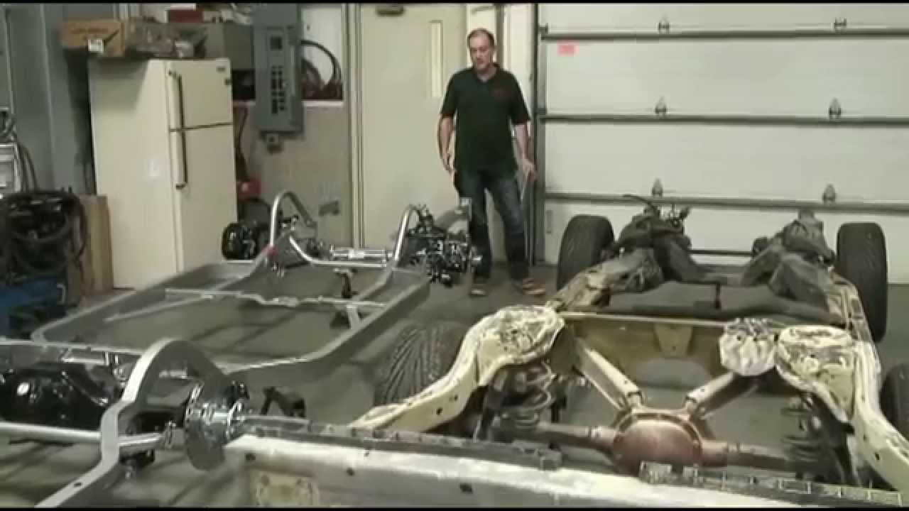 G-Body Chassis comparison by Schwartz Performance