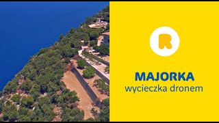 Majorka - Wycieczka dronem nad wyspą - Film HD