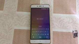 Xiaomi Redmi 4 hard reset программой Mi PC Suite