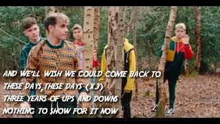 Rudimental - These Days (RoadTrip Cover Lyrics)