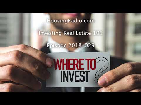 Real Estate Investing 101 - watch out for scams