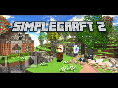 Simplecraft 2 (by SandStorm Earl) - simulation game for android - gameplay.