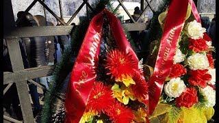 Похороны погибших при обрушении дома в Магнитогорске