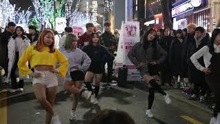 JHKTV]홍대댄스 다이아나hong dae k-pop dance diana Heart Attack(심쿵해) - AOA