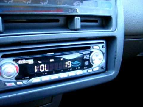 TomTom 720 FM Transmitter Test in the Civic