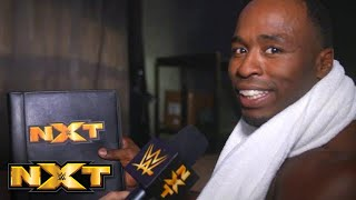 Jordan Myles puts every NXT champion on notice: NXT Exclusive, August 14, 2019