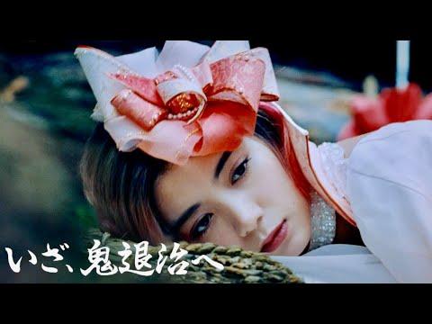 池田エライザ(親指姫)、森で横たわる…何が起こった?/au三太郎CM+メイキング
