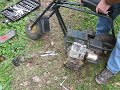 Minibike Build, Part 1