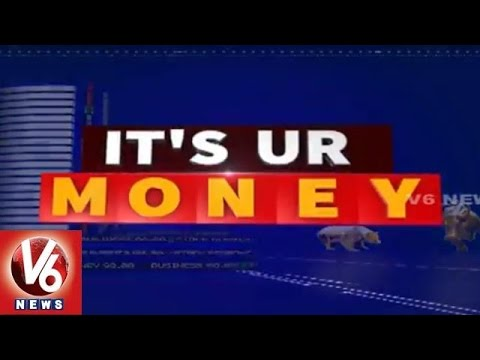 Gold Prices hits Ground | Essential Commodities Hike | Stock Market | Its UR Money - V6 News