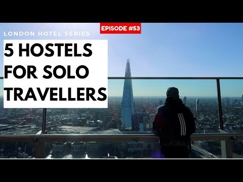 Where To Stay In London | London Hostels | Budget