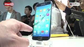 MWC 2015 : les nouveaux Samsung font furieusement penser à l'iPhone