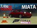 1,000HP SLEEPER MIATA | Forza Horizon 3