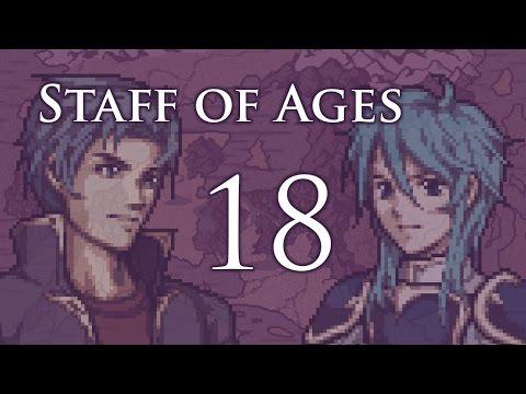 "Part 18: Let's Play Fire Emblem Staff of Ages, Patch 1.6.1, Chapter 1-F - ""Long Live Snek"""