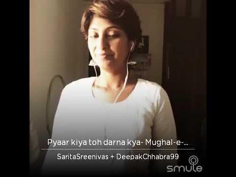 Song. Jab Pyaar Kiya To Darna Kyaa..
