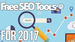 Free Online SEO Tools | Best Online SEO Tools For 2017