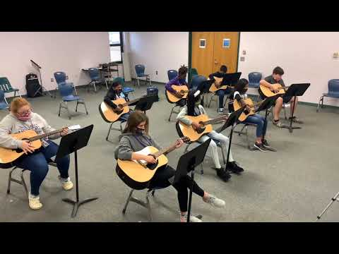 2020 Saluda Middle School Winter Concert