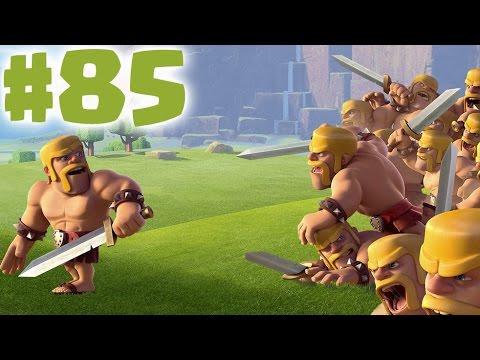 Clash Of Clans Oynuyoruz #85: Güncellemeden Önce ve Sonra!