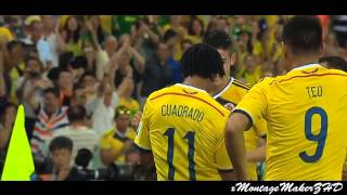 FIFA WORLD CUP 2014 • HIGHLIGHTS & MOMENTS
